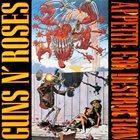 GUNS N' ROSES Appetite For Destruction album cover