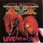 GUNS N' ROSES Live ?!*@ Like a Suicide album cover