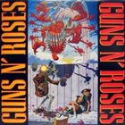 GUNS N' ROSES Guns N' Roses (a.k.a. Live from the Jungle) album cover