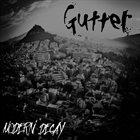 GUTTER Modern Decay album cover