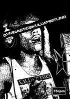 GYMNASTIC SKULL WHISTLING 75 RPM album cover