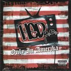 (HƏD) P.E. Only in Amerika EP album cover