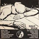 HALF MAN Half Man album cover