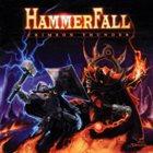 HAMMERFALL — Crimson Thunder album cover