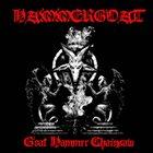 HAMMERGOAT Goat Hammer Chainsaw album cover