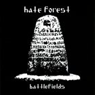 HATE FOREST Battlefields album cover