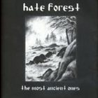 HATE FOREST The Most Ancient Ones album cover