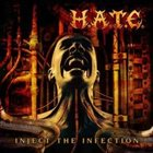 H.A.T.E. (OH) Inject The Infection album cover