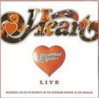 HEART Dreamboat Annie Live album cover