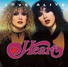 HEART Love Alive album cover