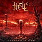 HELL Human Remains album cover