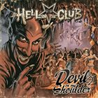 HELL IN THE CLUB Devil on My Shoulder album cover