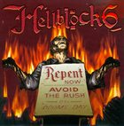 HELLBLOCK 6 Burnin' Doom album cover