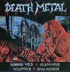 HELLOWEEN Death Metal album cover