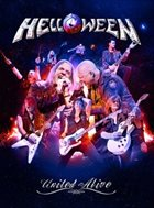HELLOWEEN — United Alive album cover
