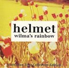 HELMET Wilma's Rainbow: Australian Tour Collectors Edition album cover