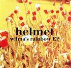 HELMET Wilma's Rainbow EP album cover