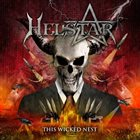 HELSTAR This Wicked Nest album cover