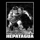 HEPATAGUA Converse Demo album cover