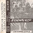 HIATUS Live In Brno 20.06.93 album cover