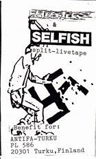 HIATUS Split - Live Tape album cover