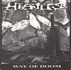 HIATUS Way Of Doom album cover