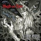 HIGH ON FIRE De Vermis Mysteriis album cover
