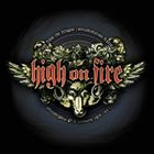 HIGH ON FIRE Live at Relapse Contamination Festival album cover