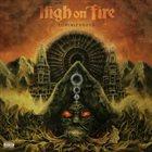 HIGH ON FIRE Luminiferous album cover