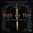 HIGH ON FIRE Mastodon / High On Fire album cover