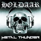 HOLDAAR Metal Thunder album cover