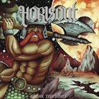 HORISONT Break the Limit album cover