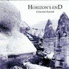 HORIZON'S END Concrete Surreal album cover