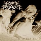 HOUR OF PENANCE Disturbance album cover