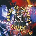 HOUSE OF SHAKIRA Live+ album cover
