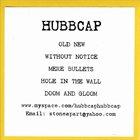 HUBBCAP Demo 2008 album cover