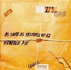 HUMBLE PIE As Safe As Yesterday Is album cover