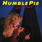 HUMBLE PIE Go for the Throat album cover