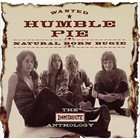 HUMBLE PIE Natural Born Bugie: The Immediate Anthology album cover