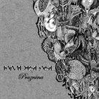 IAMDISEASE Praznina album cover