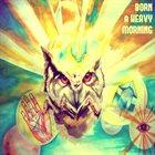 ICE DRAGON Born a Heavy Morning album cover