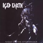 ICED EARTH — Night of the Stormrider album cover