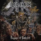 ICED EARTH Plagues of Babylon album cover
