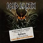 ICED EARTH 5 Songs album cover