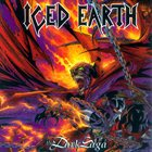 ICED EARTH The Dark Saga album cover