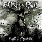 ICON OF EVIL Syfilis Mentalis album cover
