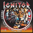 IGNITOR Year Of The Metal Tiger album cover