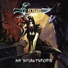 ILIUM My Misanthropia album cover