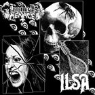 ILSA Hooded Menace / Ilsa album cover