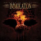 IMMOLATION Shadows in the Light album cover